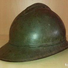 Militaria: CASCO FRANCO-ITALIANO ADRIAN 1915 WW I Y GUERRA CIVIL ESPAÑOLA. Lote 194489805