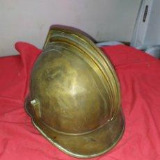 Militaria: ANTIGUO CASCO SIGLO XIX. Lote 194686645