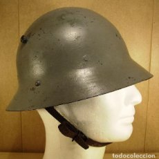 Militaria: CASCO CHECO GUERRA CIVIL TOTALMENTE ORIGINAL . Lote 194720373
