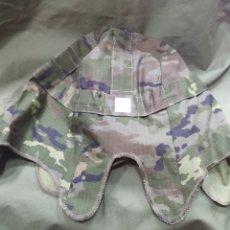 Militaria: FUNDA DE CASCO MARTE IV BRIPAC PIXELADO BOSCOSO. Lote 194745832