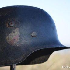 Militaria: CASCO ALEMAN M42 WEHRMACHT SEGUNDA GUERRA MUNDIAL. Lote 194787308
