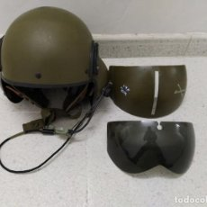 Militaria: CASCO PILOTO TENIENTE CORONEL KILGORE APOCALIPSIS NOW. Lote 194917197