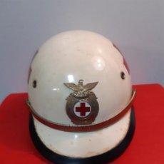 Militaria: CASCO CRUZ ROJA MOTORIZADA. Lote 195309578