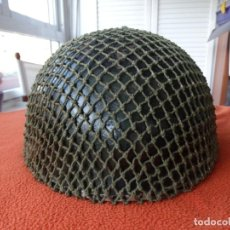 Militaria: CASCO DE PARACAIDISTA BRITÁNICO WW2. Lote 195998026