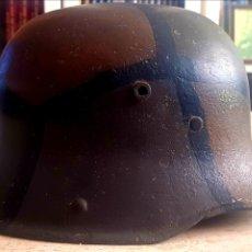 Militaria: CASCO STAHLHELM MODELO 1916. WWI. Lote 196766016