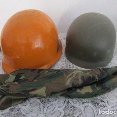 Militaria: ANTIGUO CASCO MILITAR EJERCITO AMERICANO ESTADOS UNIDOS II SEGUNDA GUERRA MUNDIAL GUERRA VIETNAM. Lote 199054327