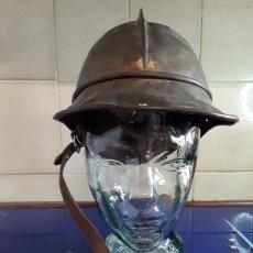 Militaria: CASCO DE BOMBERO AÑOS 20. Lote 199090760