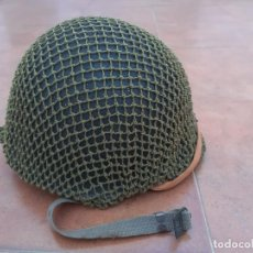 Militaria: CASCO US AMERICANO M 1 , 2 GUERRA MUNDIAL . Lote 199313946