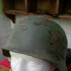 Militaria: CASCO DE INFANTERÍA ESPAÑOL MOD.Z42. Lote 199665196