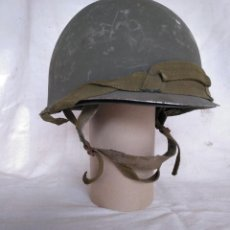Militaria: CASCO ESPAÑOL MOD.-65. Lote 204399552