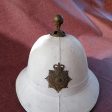 Militaria: SALACOT DEL ROYAL MARINE CORPS, BRITÁNICO.. Lote 206367813