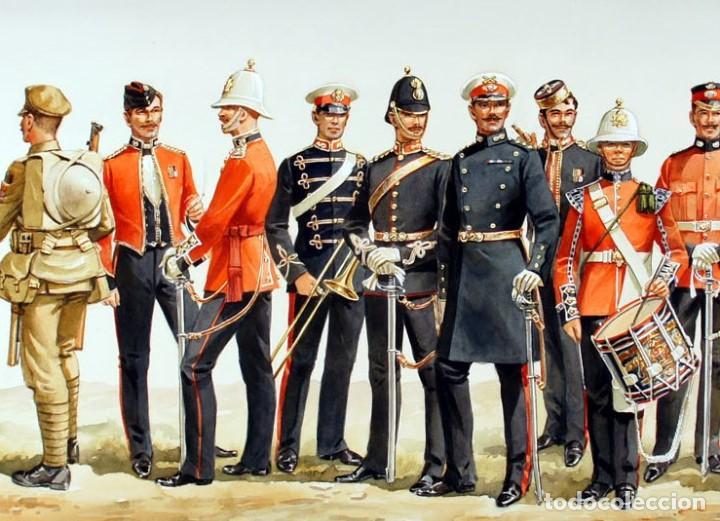 Militaria: SALACOT DEL ROYAL MARINE CORPS, BRITÁNICO. - Foto 15 - 206367813