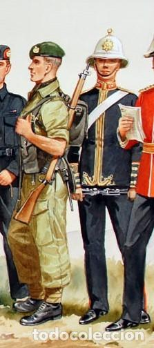 Militaria: SALACOT DEL ROYAL MARINE CORPS, BRITÁNICO. - Foto 17 - 206367813