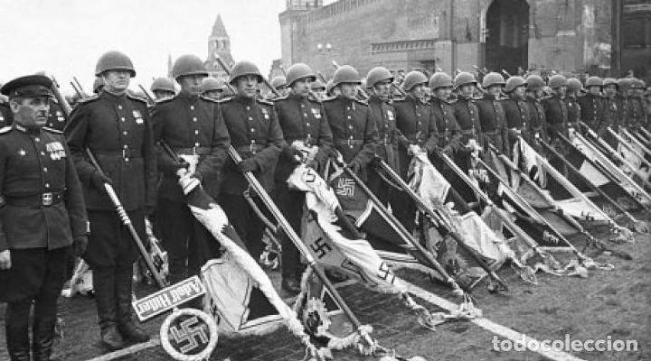 Militaria: Original casco de la antigua Unión Soviética URSS modelo 40 IIGM 2aGM Stalnoy Shelm 40 CIII40 - Foto 13 - 206919581