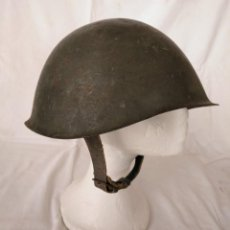 Militaria: CASCO ITALIANO EXPERIMENTAL, MOD. 1931-33. MUY RARO.. Lote 207360631