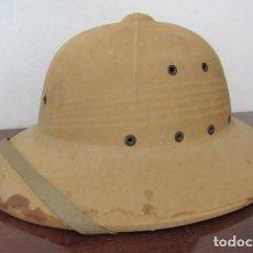 Militaria: ANTIGUO CASCO MILITAR SALACOT INFANTERÍA DE MARINA DE LOS ESTADOS UNIDOS II SEGUNDA GUERRA MUNDIAL. Lote 208400682