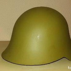 Militaria: CASCO TRUBIA EIBAR M34/38 GUERRA CIVIL. Lote 208433332