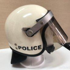 Militaria: CASCO ANTIDISTRUBIO POLICE. Lote 209072777