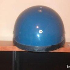 Militaria: ANTIGUO CASCO MOSSOS DE ESCUADRA FALTA VISERA. Lote 209826552
