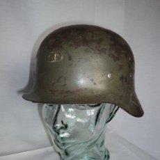 Militaria: CASCO ESPAÑOL Z42. Lote 211559121