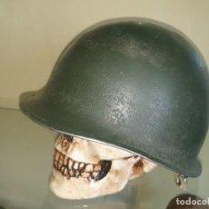Militaria: CASCO US AMERICANO M1 SEGUNDA GUERRA MUNDIAL. Lote 214329013
