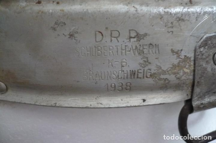 Militaria: aro para casco aleman original 1938 - Foto 2 - 214358358