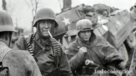 Militaria: Casco Aleman de Combate M35 Wehrmacht Combate Original M35 WWII - Foto 18 - 215370407