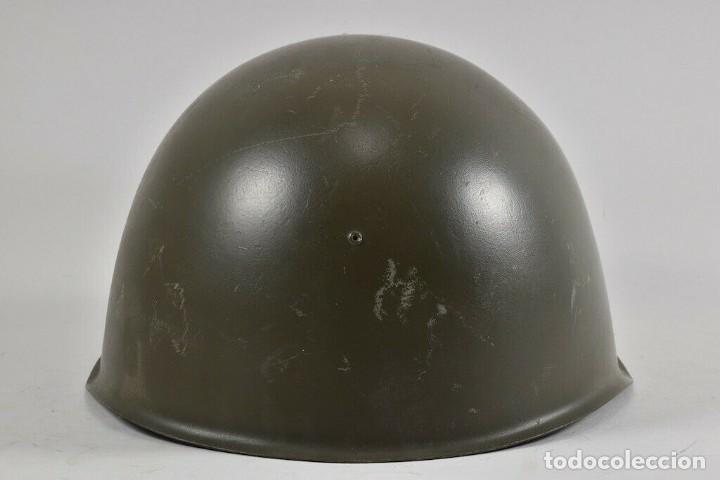 Militaria: ANTIGUO CASCO URSS ª GUERRA MUNDIAL TAMBIÉN USADO EN LA REPÚBLICA CHECA 170,00 € - Foto 4 - 215680538