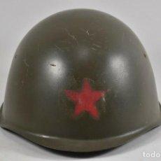 Militaria: ANTIGUO CASCO URSS ª GUERRA MUNDIAL TAMBIÉN USADO EN LA REPÚBLICA CHECA 170,00 €. Lote 215680538
