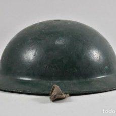 Militaria: ORIGINAL PERFECTO MKII 1935 Y ANTIGUO CASCO MEDIDAS. 11X28X31 CM MAGNIFICO 394,00 €. Lote 215681470