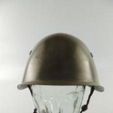 Militaria: ANTIGUO CASCO MODELO ITALIANO FABRICADO PARA BULGARIA SEGUNDA GUERRA MUNDIAL. Lote 215920563