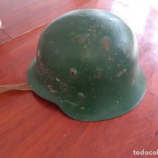 Militaria: CASCO BÚLGARO AÑOS 30-40 TIPO NAZI. Lote 216010907