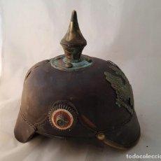 Militaria: PICKELHAUBE PRUSIANO, ALEMANIA, I WW, PRIMERA GUERRA MUNDIAL. Lote 217180550