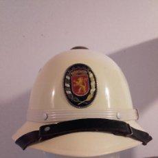Militaria: CASCO POLICIA MUNICIPAL. Lote 218250671