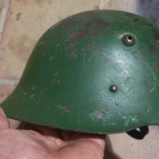 Militaria: CASCO A IDENTIFICAR, PODRÍA SER DEL EJÉRCITO BÚLGARO II GM. Lote 218686030