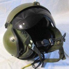 Militaria: CASCO DE PILOTO DE HELICÓPTEROS. Lote 218972878