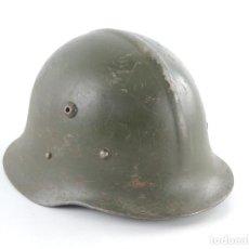 Militaria: ANTIGUO CASCO MODELO ALEMÁN FABRICADO PARA BULGARIA MODELO SEGUNDA GUERRA MUNDIAL. Lote 219067441