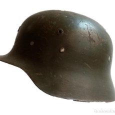 Militaria: CASCO MILITAR Z42 EJERCITO ESPAÑOL AÑOS 30/40. Lote 219402122