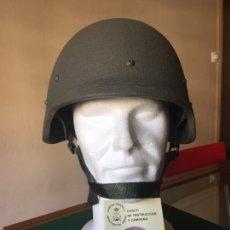 Militaria: MARTE 01-85 1988 TALLA M, INFANTERIA MARINA, CON MANUAL, NUEVO CON PEQUEÑOS DESPERECTOS. Lote 219701380
