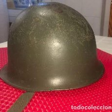 Militaria: ANTIGUO CASCO MILITAR POR IDENTIFICAR. Lote 220778553
