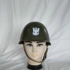 Militaria: CASCO POLACO MOD. WZ-75. - EJÉRCITO DE TIERRA.. Lote 221701002