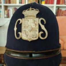 Militaria: CASCO DEL CUERPO DE SEGURIDAD. Lote 222286223