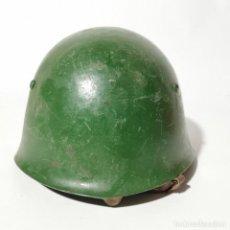 Militaria: ANTIGUO CASCO MILITAR RUSO URSS - RUSIA - ORIGINAL - AÑOS 40 - SEGUNDA GUERRA MUNDIAL ? - 1. Lote 222976911