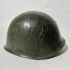 Militaria: ANTIGUO CASCO MILITAR RUSO URSS - RUSIA - ORIGINAL - AÑOS 40 - SEGUNDA GUERRA MUNDIAL ? - 8. Lote 222977663