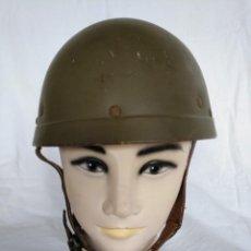 Militaria: CASCO DE TANQUISTA FRANCÉS, MOD. 1958. Lote 223684551