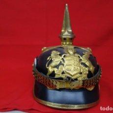 Militaria: CASCO DE OFICIAL DE 1891 WUERTTEMBERG. Lote 224376430