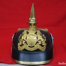 Militaria: CASCO OFICIAL DE INFANTERIA DE BAVARIA. Lote 224377418