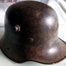 Militaria: CASCO ALEMAN M16, WW1, ORIGINAL. Lote 226625985