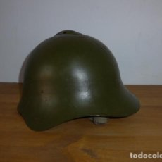 Militaria: ANTIGUO CASCO RUSO SSH36 MARCADO ORIGINAL DE GUERRA CIVIL Y CON SU INTERIOR.. Lote 230770925