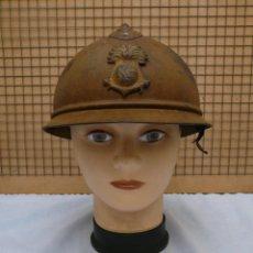 Militaria: FRANCIA CASCO ADRIAN DE INFANTERIA COLONIAL - I GUERRA MUNDIAL. Lote 231011510